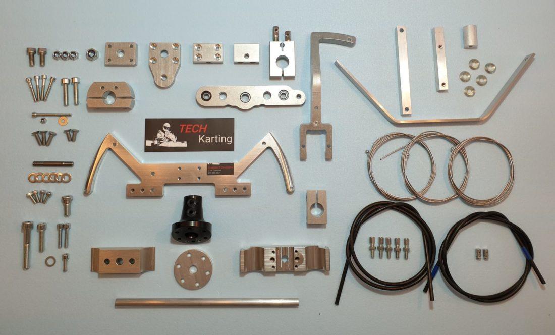 Tech Karting kit complet